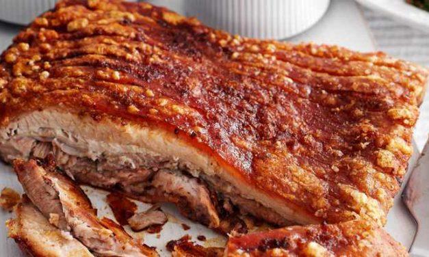 Alarming report on pork