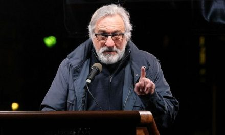 DeNiro speaks out about vaccines