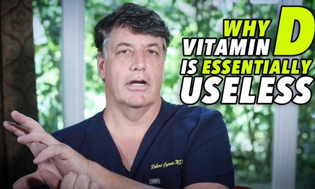 Thoughts on Vitamin D