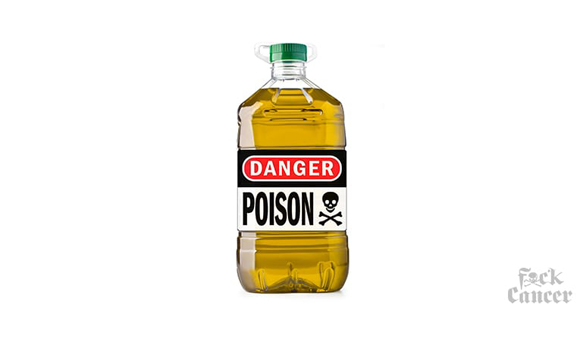 It's official: Soybean oil is poison