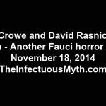 Ebola – Fauci's other fraud