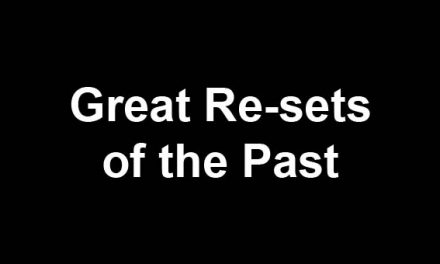 Great re-sets of the past