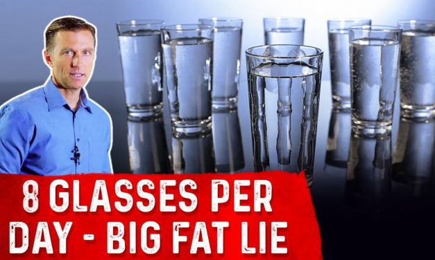 Drink lots of water?