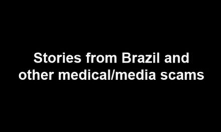 The other Brazil public health fraud that fizzled out