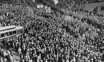 The history of the Nazification of the United States