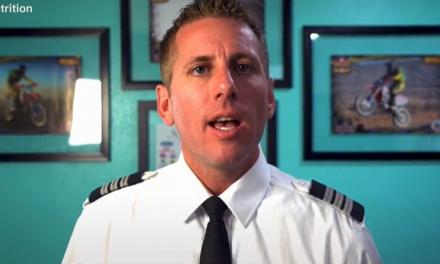 A pilot speaks